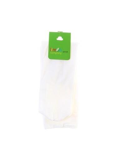 Limon Company Soket Çorap Beyaz